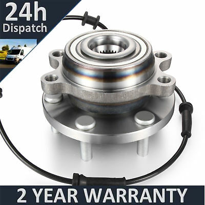 Front Wheel Bearing Hub With Abs Fit Nissan Navara D40 & Pathfinder R51 2.5 Dci