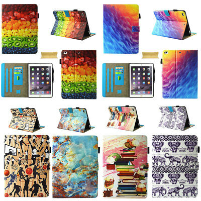 Smart Magnetic PU Leather Stand Case Cover For Apple iPad 2017/Air/Mini Pro 10.5