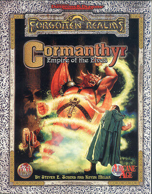 Cormanthyr - Empire of the Elves - AD&D 2nd Edition, Forgotten Realms