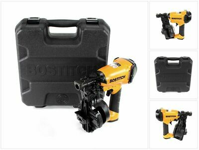Bostitch RN46K-1-E CT Dachpappnagler Coil nailer 45mm im Transportkoffer