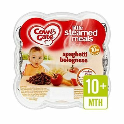 C&G - Little Gourmet Steam Spag Bol - 230G x 5