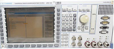 Rohde & Schwarz CMU300 Universal Radio Communication Tester