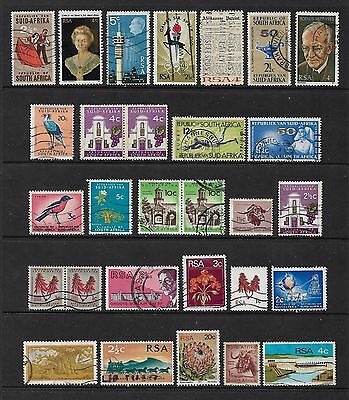 SOUTH AFRICA - mixed collection No.33, decimal