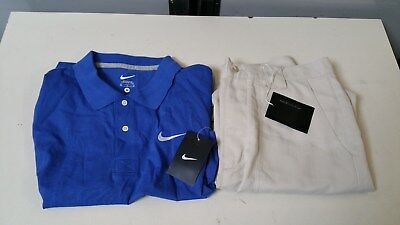 E1- A New 2 x Piece Bundle of Nike Clothing with Tags