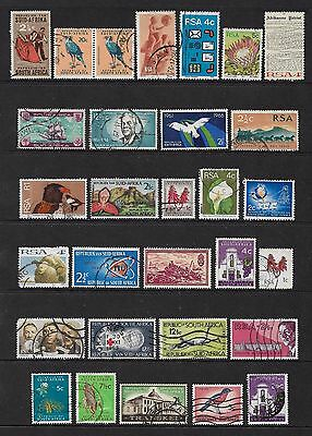 SOUTH AFRICA - mixed collection No.35, decimal