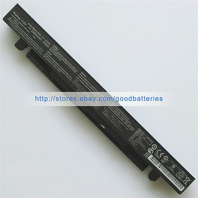 New genuine A41-X550A battery for Asus X550A A450 X550C X550CA R510LC F550LC