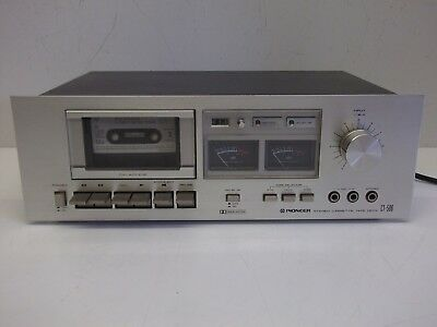 Vintage Pioneer CT-506 HiFi Stereo Cassette Deck - Made in Japan