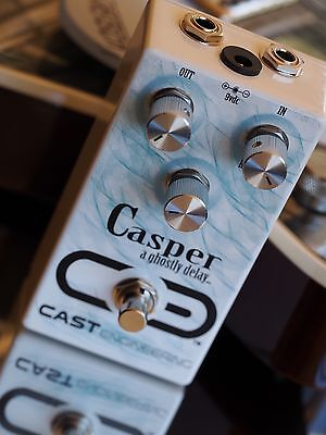 Cast Engineering Casper Delay 99c Auction RRP $269.00