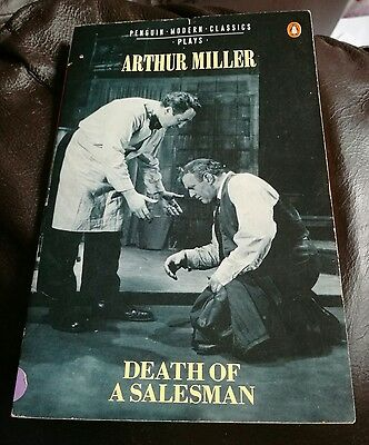 death of a salesmen arthur miller Death of a salesman is a 1949 play written by american playwright arthur miller it was the recipient of the 1949 pulitzer prize for drama and tony award for best play.