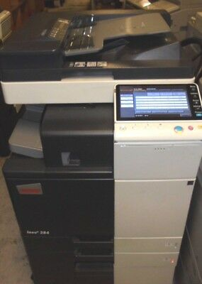 Develop+ ineo 284 Colour Photocopier / Network Printer & Finisher INCLUDES VAT