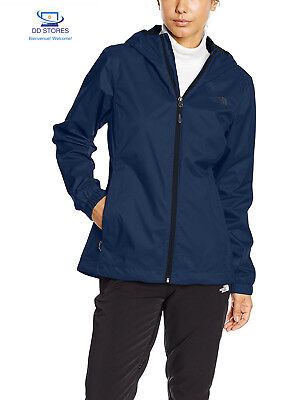 North Face W Quest Giacca, Blu/Shady Blue, XL