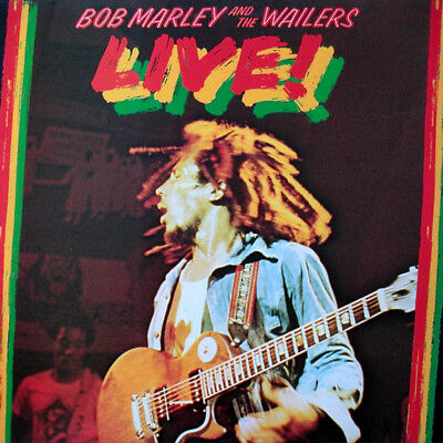 Bob Marley And The Wailers ‎– Live! At The Lyceum 1975