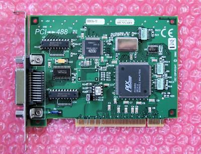 Keithley GPIB PCI-488 Interface Card 190267A-51, KE1121F1D Very Good Condition