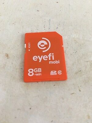 Eye Fi Mobi Card 8GB + WiFi