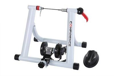 Confidence Home Pro Bike Trainer - White