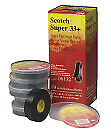 "3M 054007-69764 Vinyl Electrical Tape 3/4"" x 60 Ft"