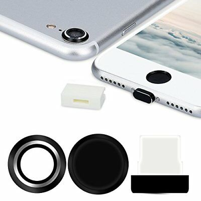 4in1 set: kwmobile Smartphone dust protective set - protective stopper for