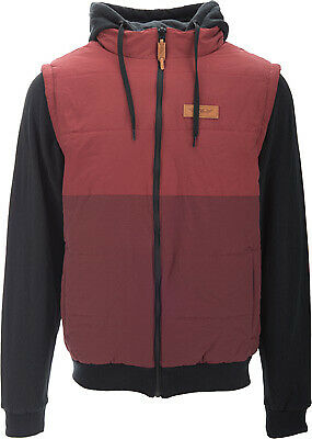 Fly Racing Never Quilt Hoodie XL Burgundy 354-0209X
