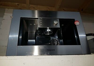 HOTPOINT CM 5038 IX H Built-in Filter Coffee Machine - Stainless Steel