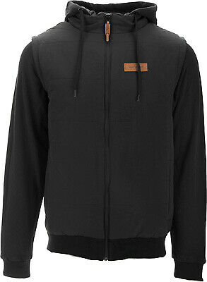 Fly Racing Never Quilt Hoodie Sm Black 354-0210S