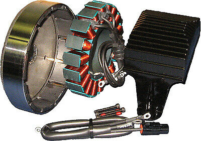 Cycle Electric Alternator Kit 70 Series 45 AMP CE-71A