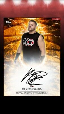 Wwe Topps Slam Digital