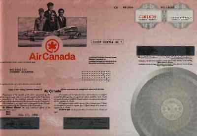 Air Canada TCA 2001 Vancouver Seattle Kanada Lockheed Star Alliance Montreal