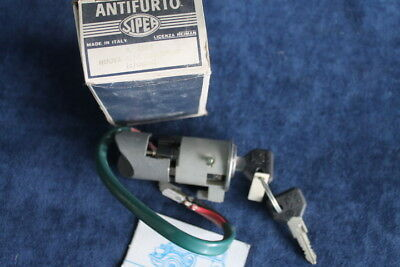 ALFASUD SPRINT IIIs  COMMUTATORE ACCENSIONE IGNITION AND  STARTING SWITCH N.O.S.