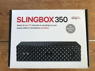 Slingbox 350 - watch your TV everywhere!