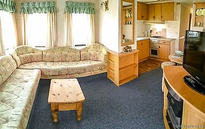 Holiday Caravan to rent, Leysdown-on-sea, Kent  the price is £250 p/w