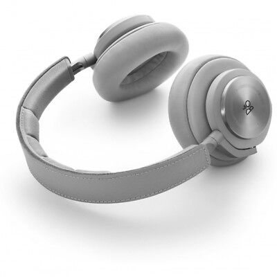 B&O Play by Bang & Olufsen Beoplay H7 Bluetooth Over Ear Headphones Cenere Grey