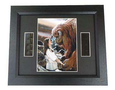 Labyrinth Movie Characters Framed Film Cells Memorabilia Unique Gifts