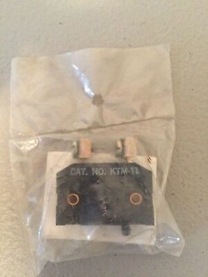 New In Unopened Package Joslyn Clark Auxiliary Contact Ktm-11