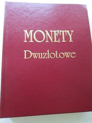 2 Zlote coin album and 71 coins