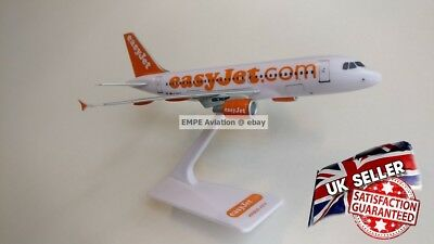 *Limited Edition* easyJet Airbus A319 Model Aircraft Scale 1:200 - NEW!