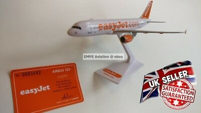 *Limited Edition* easyJet Airbus A320 Model Aircraft Plane Scale 1:200 - NEW!