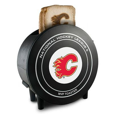 NHL Pro Toast MVP Calgary Flames Toaster Small Appliance