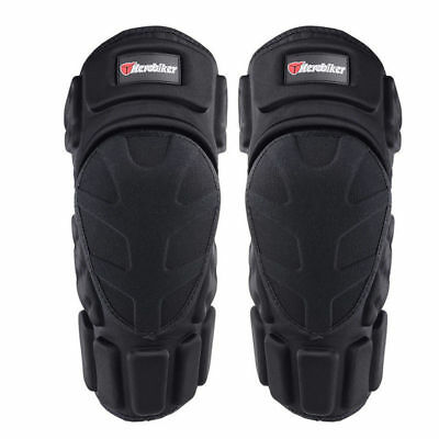 HEROBIKER Motorcycle Racing Riding Knee Guards Protective Pads Armor Off-Road Ge