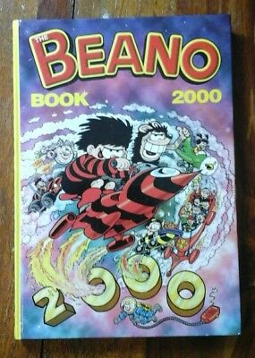 2000 The Beano Annual Book, Excellent Condition