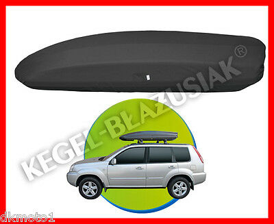"""PROTECTIVE COVER FOR CAR ROOF TOP BOX  KAMEI Delphin 470  81""""-90"""" 205-230cm"""