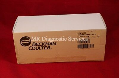 Beckman-Coulter DxC 600 800 SAMPLE RACK ASSY, 16X100MM BLUE-BOX OF 10 471921 NEW