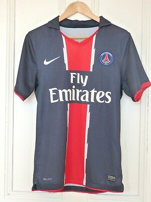 PSG Away Shirt 2010 2011 - Small