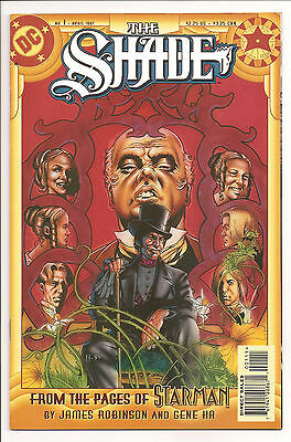 The Shade #1-4 NM 1997