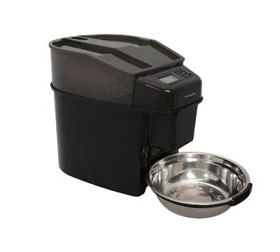 Programmable Pet Feeder Slow Feed Cat Dog Automatic Portion Control Dispenser