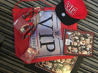 WWE VIP Experience Package (Signed)