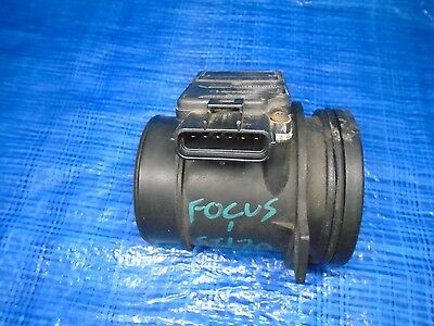 Ford Focus Mk1 St170 2.0 16V Air Mass Flow Meter 2002 To 2004 Shape No 3