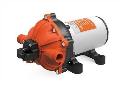 SEAFLO Marine 5 GPM Flagship Variable Flow Pump with Bypass 12 or 24 volt 60 psi