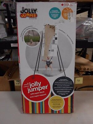 Jolly Jumper The Original with Super Stand