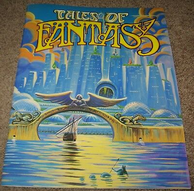 Tales of Fantasy by Larry Todd (Troubador Press, 1975) Atlantis,Odyssey,Sinbad++