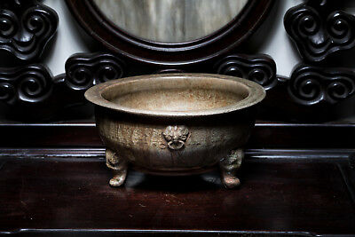Yuan or Ming Style Chinese Antique Northern Ware Censer ETR109